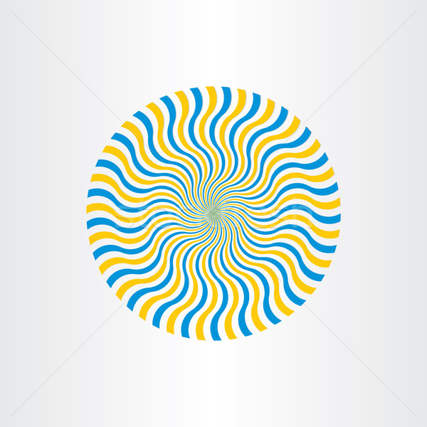 abstract background optical illusion Stock photo © blaskorizov