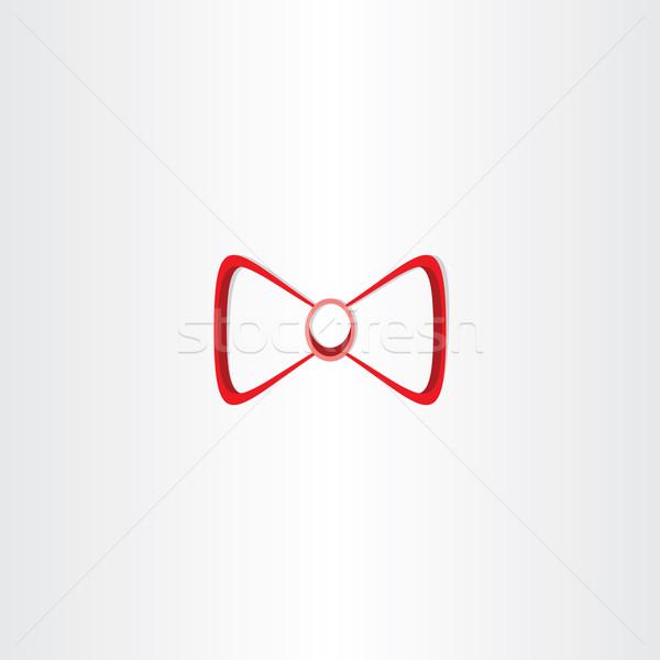 Estilizado icono vector diseno símbolo Foto stock © blaskorizov