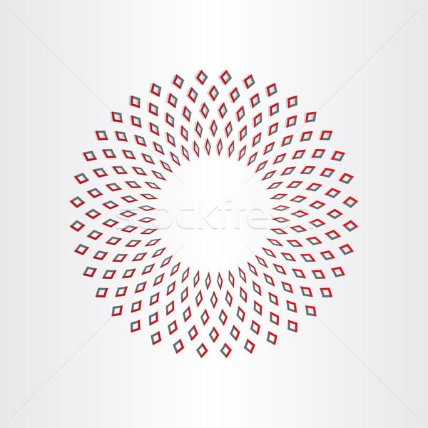 abstract circle background design Stock photo © blaskorizov