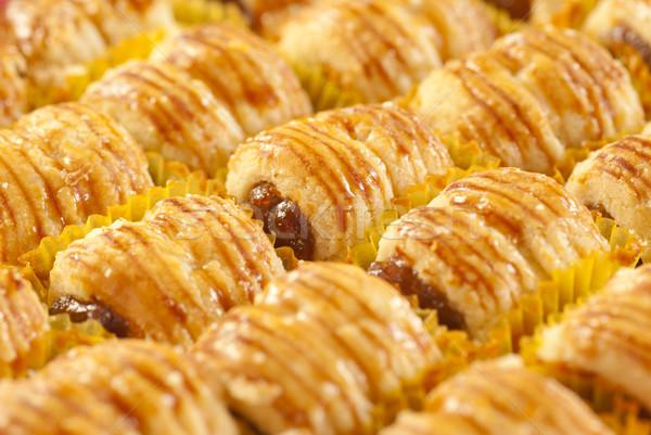 Ananas jam frutta pasto dolci tradizionale Foto d'archivio © blinztree