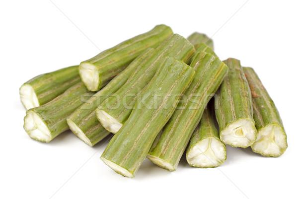 Drumstick Plant - Moringa oleifera Stock photo © blinztree
