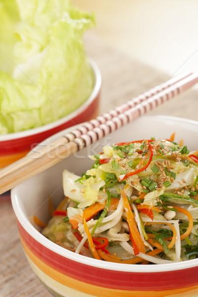 Stir Fried Vegetables Stock photo © blinztree