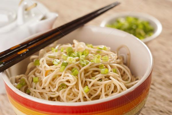 Noodles Stock photo © blinztree