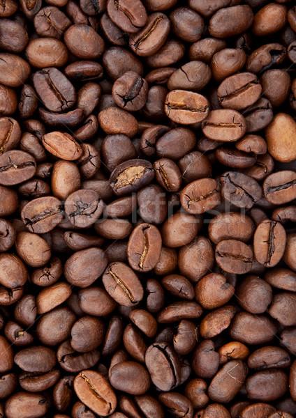 Background of coffee bean Stock photo © bloodua