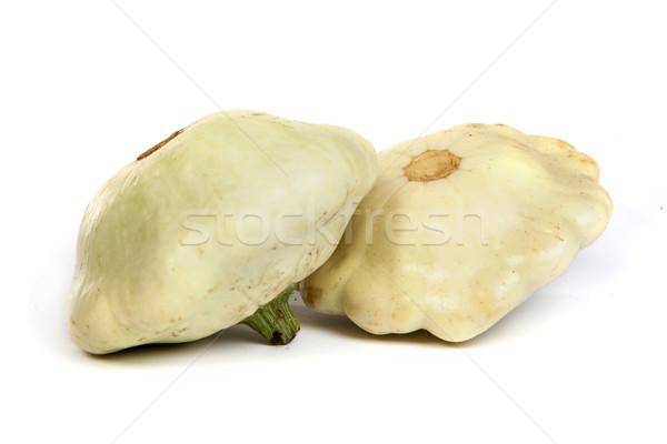 Blanche squash isolé alimentaire fond été Photo stock © bloodua