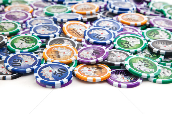 Poker Stock photo © bloodua