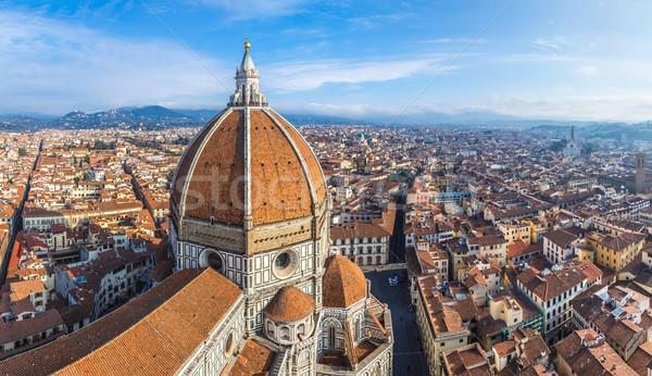 Сток-фото: собора · Флоренция · Италия · мнение