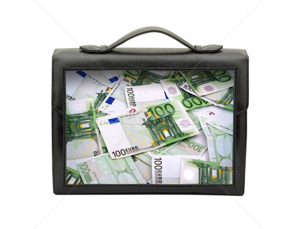 Briefcase Stock photo © bloodua