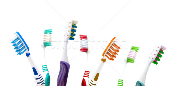 Toothbrushes Stock photo © bloodua