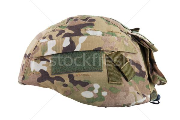 Military helmet Stock photo © bloodua