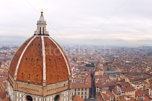 Cathedral Santa Maria del Fiore in Florence, Italy Stock photo © bloodua
