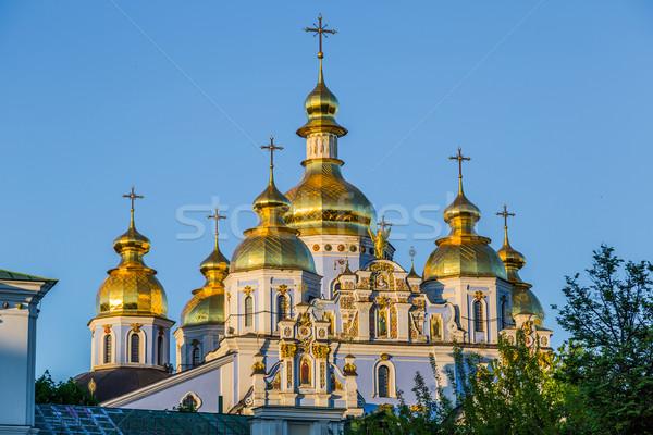 Santo cattedrale Ucraina primo elenco unesco Foto d'archivio © bloodua
