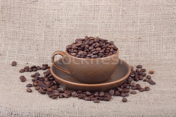 Cup of coffee Stock photo © bloodua