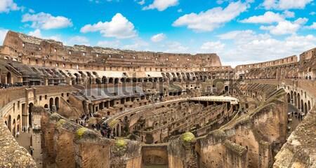Ikonik efsanevi Roma İtalya dış 2012 Stok fotoğraf © bloodua