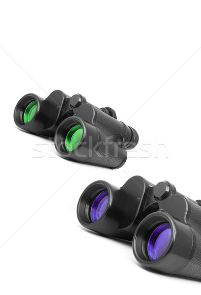 Binoculars Stock photo © bloodua