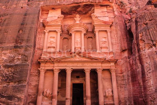 Petra in Jordan Stock photo © bloodua