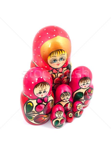 Russian Dolls Stock photo © bloodua