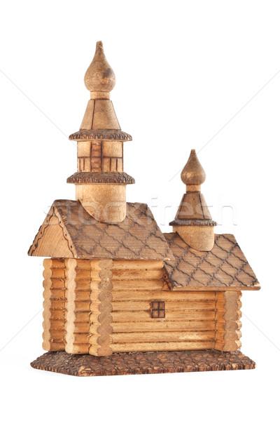 house, church Stock photo © bloodua