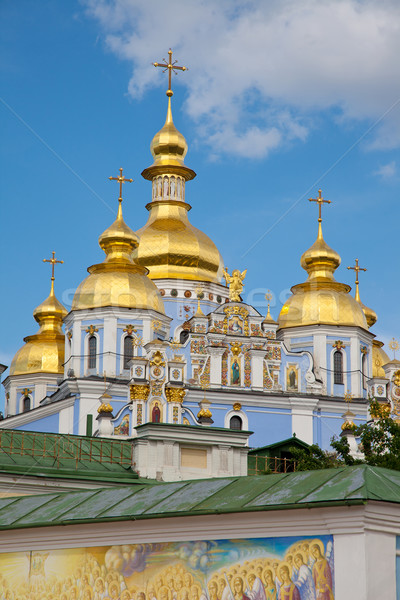 Saint Sophia (Sofievskiy) Cathedral, Kiev, Ukraine Stock photo © bloodua