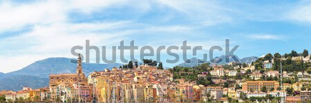 A beautiful panorama of Florence, Tuscany, Italy. Stock photo © bloodua