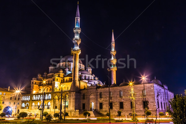 Suleymaniye Mosque, Istanbul, Turkey Stock photo © bloodua