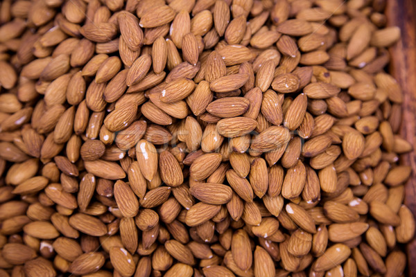Almond  in the street shop in Dubai Stock photo © bloodua