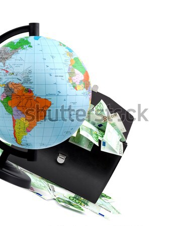 Terrestrial globe Stock photo © bloodua
