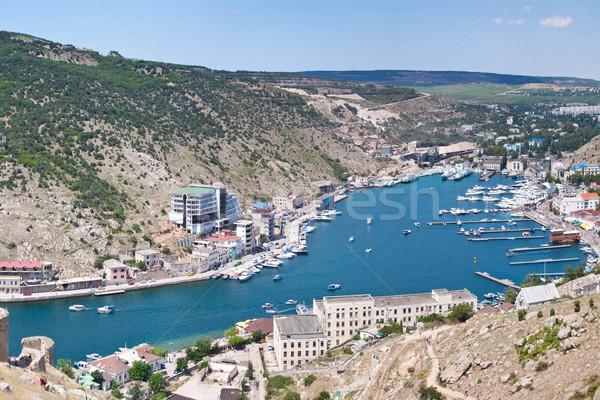 Tipo Ucrânia preto mar verão ver Foto stock © bloodua