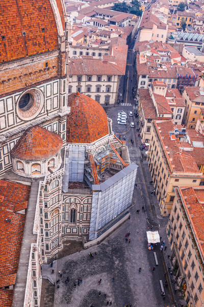 собора Флоренция Италия красивой небе Сток-фото © bloodua