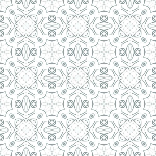 シームレス 抽象的な デザイン 紙 光 芸術 ストックフォト © blotty