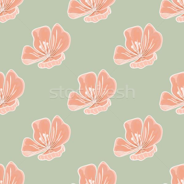 seamless tileable background pattern Stock photo © blotty
