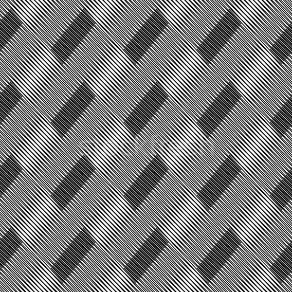 シームレス 抽象的な デザイン コンピュータ 芸術 シルエット ストックフォト © blotty