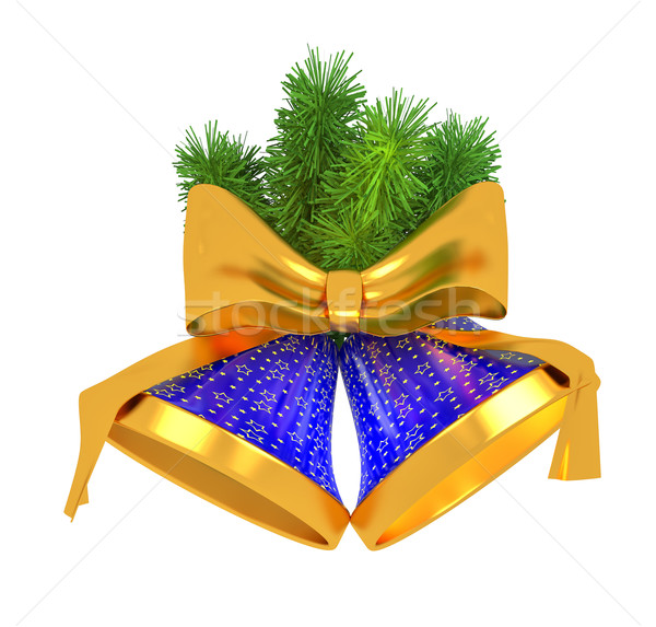 青 クリスマスツリー 装飾 ツリー デザイン 葉 ストックフォト © blotty
