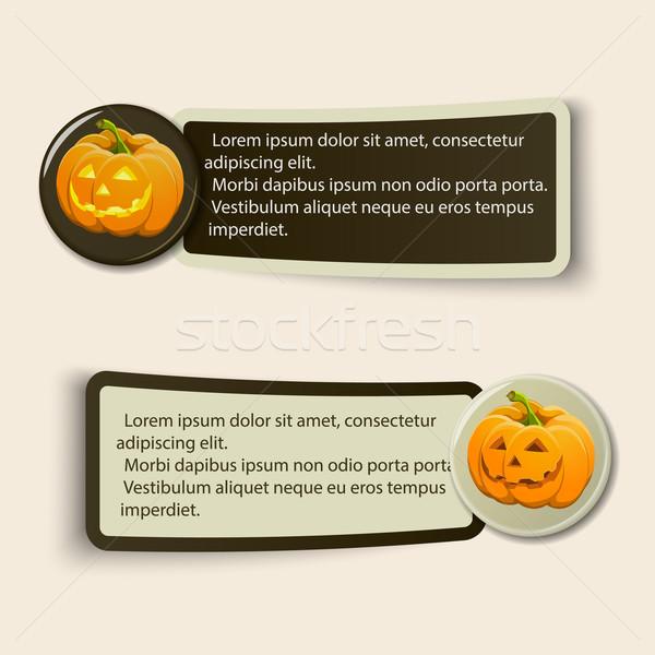 Colorido web pegatinas etiquetas ilustración Foto stock © blotty