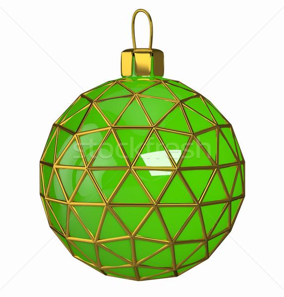 クリスマス 色 ツリー 背景 ストックフォト © blotty