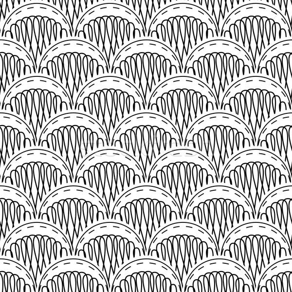 ベクトル 抽象的な スタイリッシュ eps 壁 ストックフォト © blotty