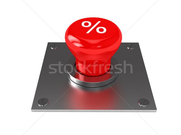 ボタン 金属 3D レンダリング 画像 デザイン ストックフォト © blotty