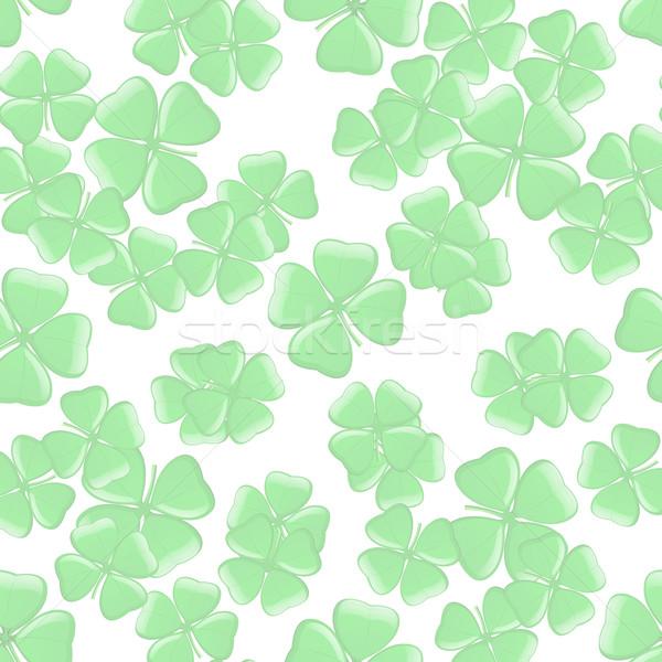 St. Patrick Day Background Stock photo © blotty