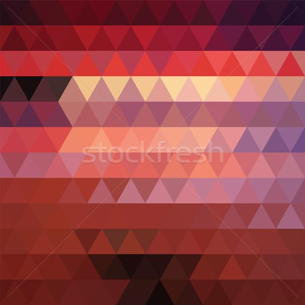аннотация геометрический красочный шаблон дизайна текстуры Сток-фото © BlueLela