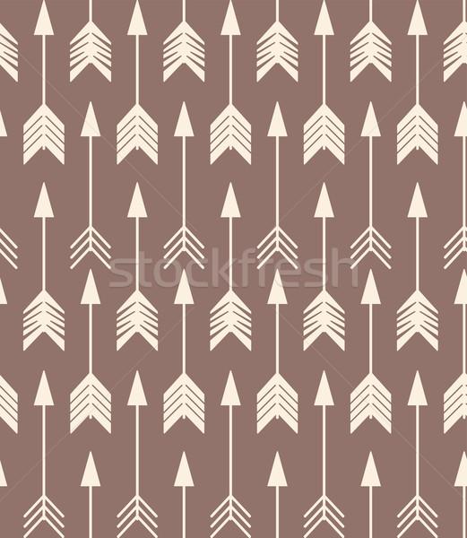 自由奔放な 手描き デザイン 背景 ストックフォト © BlueLela