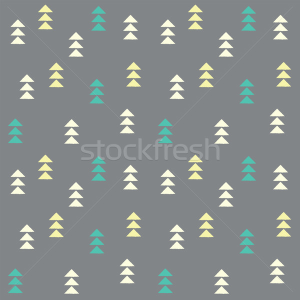 Mértani végtelen minta terv otthon háttér fekete Stock fotó © BlueLela
