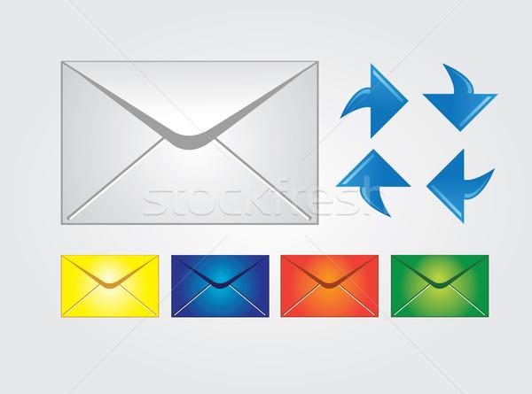 Envelopes Stock photo © BlueLela