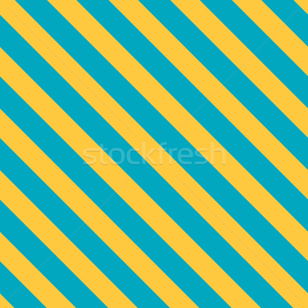 Retro diagonal stripes seamless pattern Stock photo © blumer1979