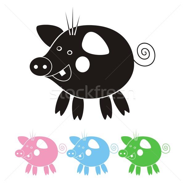 Pig Stock photo © blumer1979