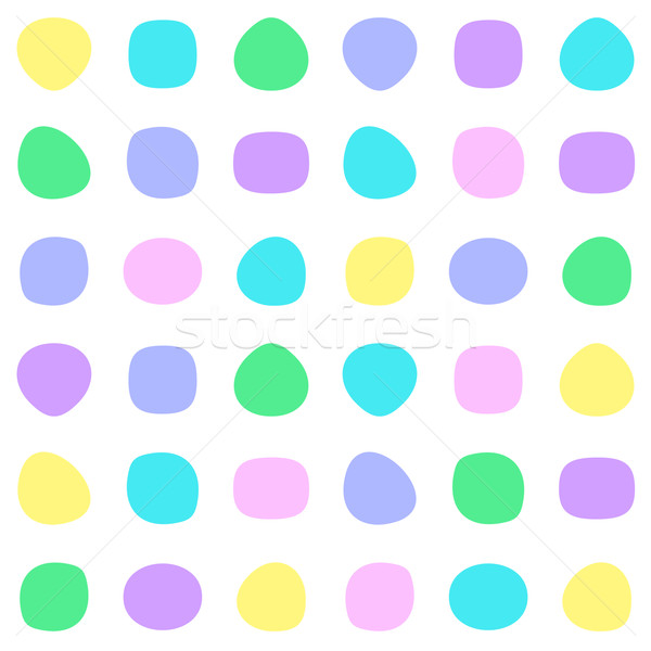Coloré vecteur enfants lumière design Photo stock © blumer1979