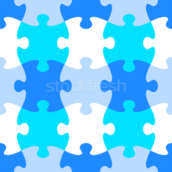 Stockfoto: Blauw · vector · eenvoudige · ontwerp