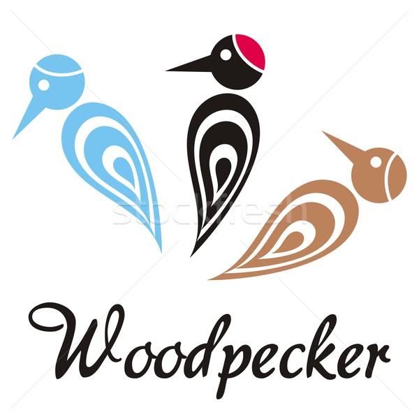 Woodpecker Stock photo © blumer1979