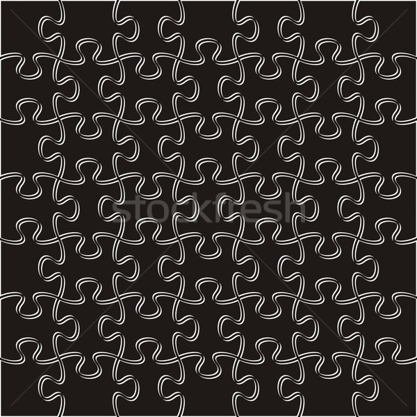 Puzzle pieces background Stock photo © blumer1979