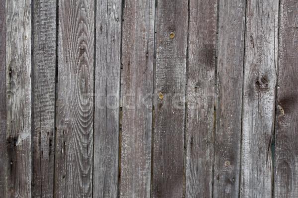 Picket fence Stock photo © blumer1979
