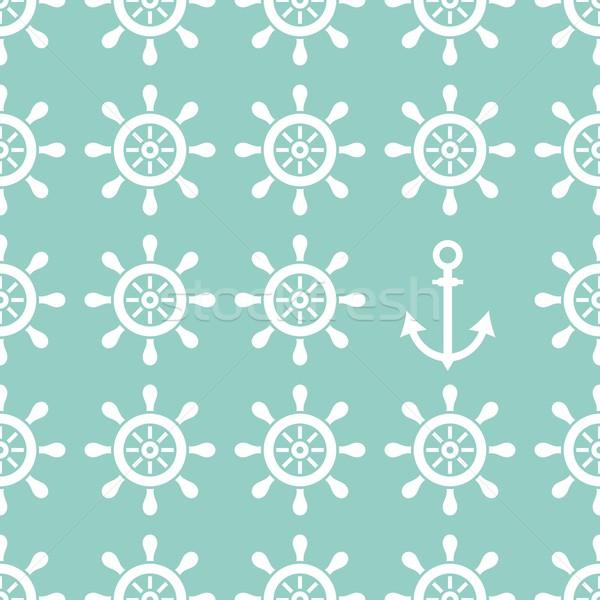 Seamless pattern Stock photo © blumer1979